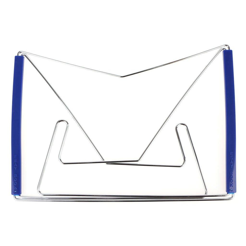 portatil Stand color Negro 18,5 x 12,8 x 16cm soporte para libros para cocina y oficina como libros de cocina y soporte de lectura sujetalibros fky plegable lectura Soporte sujetalibros