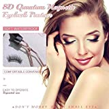 Eyelash Curler - 8D Quantum Magnetic Eyelash Partner, Two-in-one Beauty Tool Helps You Apply Magnetic Eyelashes in Seconds, Lash Lift Kit Get Gorgeous Eye Lashes Now! Eyelashes Applicator (A): more info