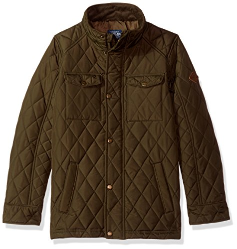 Quilted Two Pocket Coat - 9