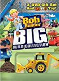 Bob-big Build Coll (sac)-dvd