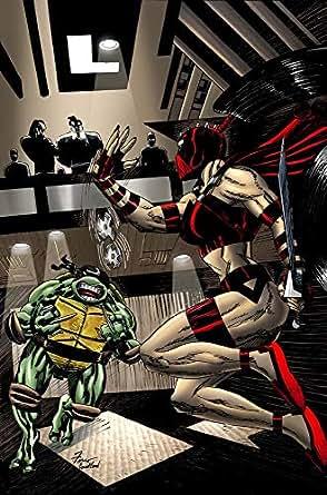 Amazon.com: Teenage Mutant Ninja Turtles: Urban Legends #22 ...