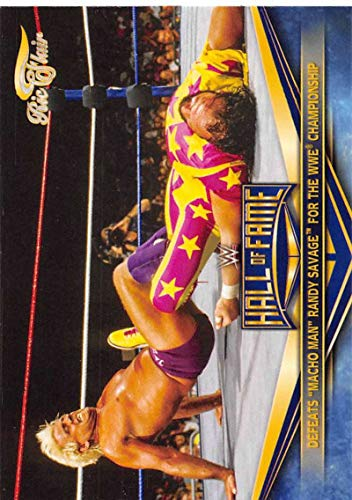 Verzamelkaarten: sport WWE 2018 Topps Ric Flair Hall Of Fame Tribute Card #22