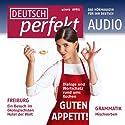Deutsch perfekt Audio - Kochen Sie gerne? 4/2012 Audiobook by  div. Narrated by  div.