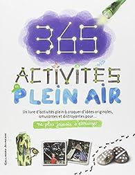 365 activités en plein air par Jamie Ambrose
