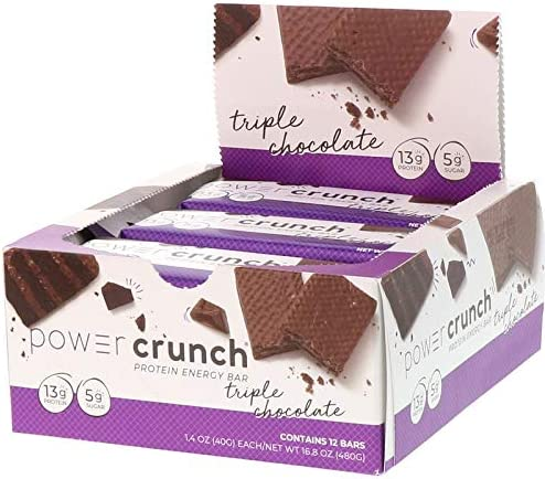 Power Crunch Triple Chocolate