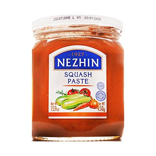 "Price comparison product image Ukrainian Squash ""Zuchini"" Paste Ikra (Spread) (Pack of 2) 15.9oz / 450g"