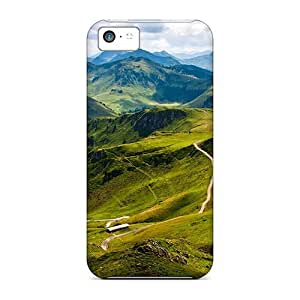 Hot Style KVwBweJ534PNxFh Protective Case Cover For Iphone5c(kitzbuhel Mountain View)
