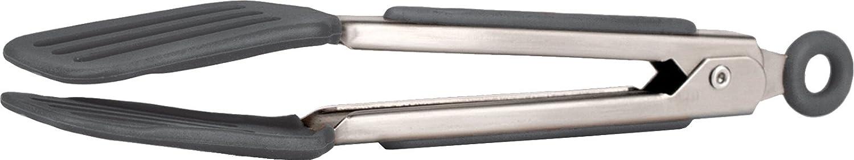 Tovolo Mini Turner Tongs-Gray 81-5884