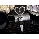 Key To My Heart Wine Stopper - 60 Pieces