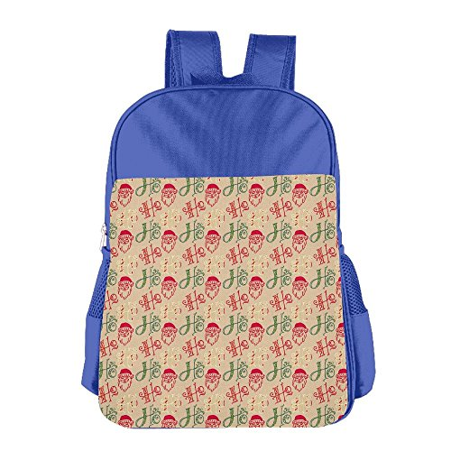 Christmas Santa Claus Kid's School Shoulder Backpack Bag Waterproof Children - Sunglasses Yoshi