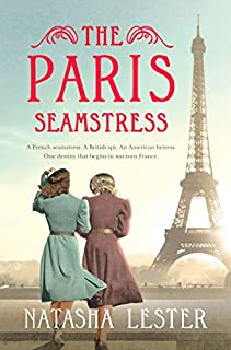 Book Cover: The Paris Seamstress