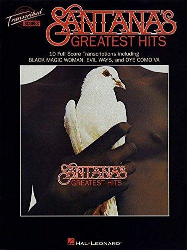 Santana's Greatest Hits (Santana Tab Guitar)