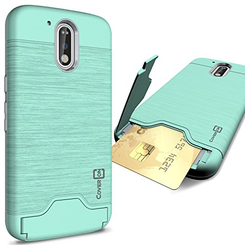 CoverON SecureCard Protective Hybrid Motorola product image