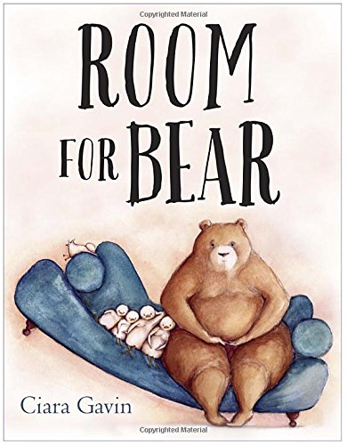 Book Cover: Room for Bear