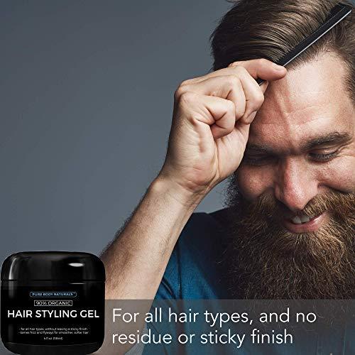 Buy natural hair gel for men