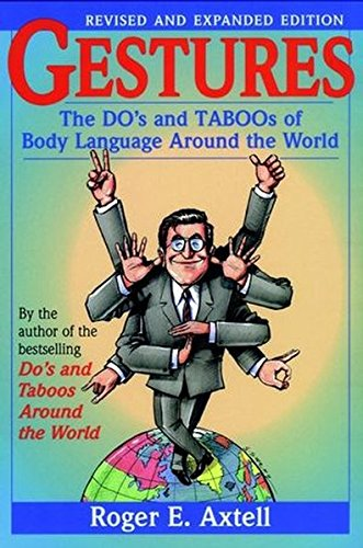 Gestures: The Do's and Taboos of Body Language Around the World by imusti