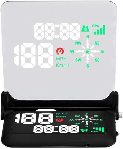 TEQ 4.8-inch GPS Car HUD