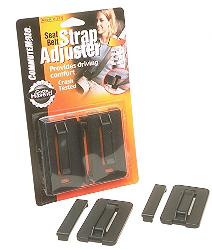 Belt Seat Adjuster - CommuteMate - 1027 - CommuteMate Shoulder Strap Adjuster 2-Pack by Heininger
