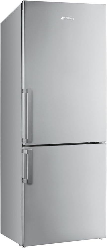 Smeg FC40PXNF4 Independiente 357L A+ Acero inoxidable nevera y congelador - Frigorífico (357 L, Antiescarcha (nevera), SN-T, 12 kg/24h, A+, Acero inoxidable): Amazon.es: Grandes electrodomésticos