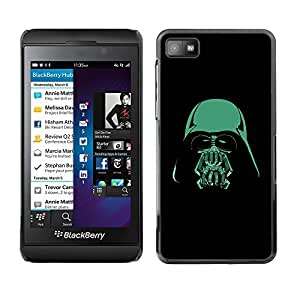 GagaDesign Phone Accessories: Hard Case Cover for Blackberry Z10 - Darth Bane