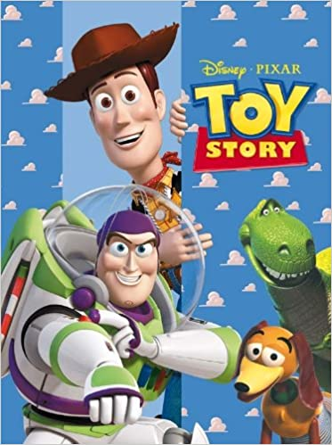 Toy Story Disney Cinema French Edition Walt Disney