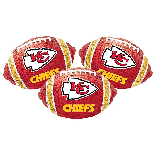 Big City Balloons (Kansas City Chiefs Football Party Decoration 18