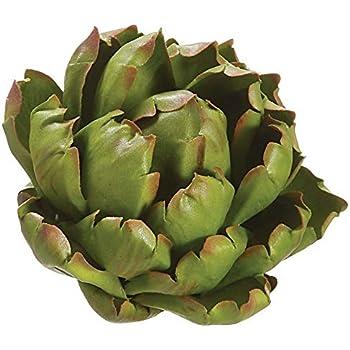 Artificial Green Artichoke