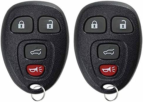 15913416 Discount Keyless Replacement Key Fob Car Remote Compatible with OUC60270