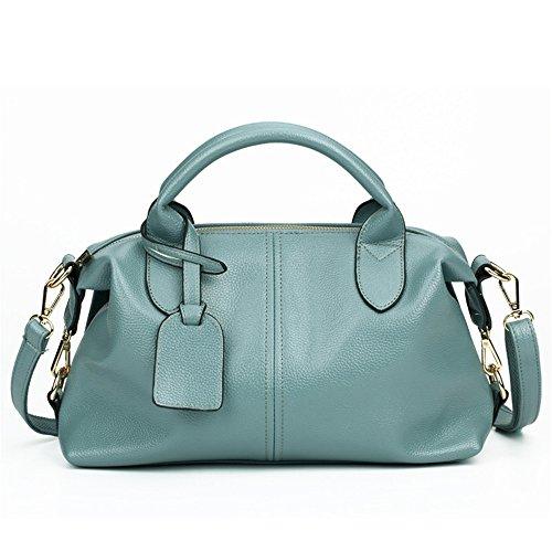Solo Nueva Abarca Capacidad Blue Hombro Bolso Lady'S Gran Hombro GWQGZ Con Solo Moda Y Rosa 0SdC7qwq