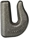 "Buyers Products B2409W375 3/8"" Forged Grab Hook"