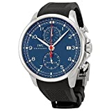 IWC Portuguese Yacht Club Chronograph Automatic Stainless Steel Mens Watch IW390213