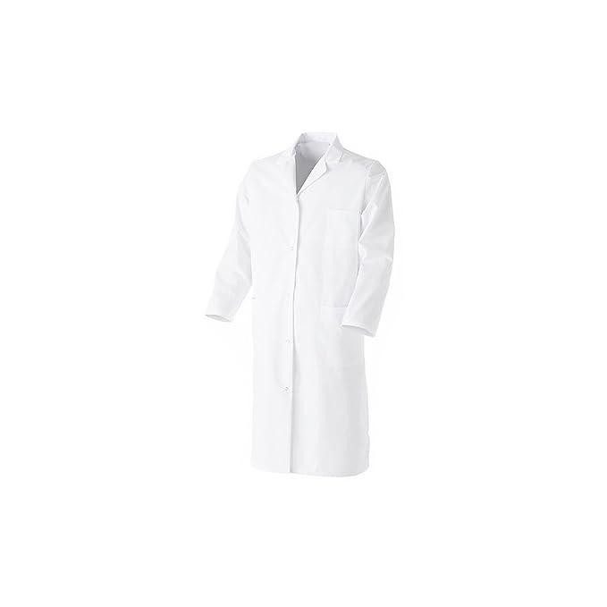 Blouse blanca niños de 10 a 18 años, para niña o chico, durante físico-química, 100% algodón: Amazon.es: Ropa y accesorios
