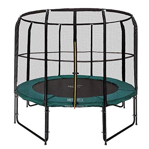 Magic Circle Pro Trampolin 366 cm mit sicherheitsnetz Grün