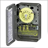 Intermatic - T101 - Heavy Duty Mechanical Time Switch