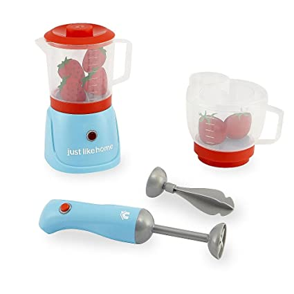 Amazon.com: Just Like Home Deluxe Blender Set: Toys & Games
