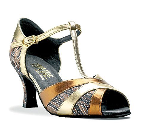 Ladies All Colours Social Ballroom Dance Shoes EMILY 2