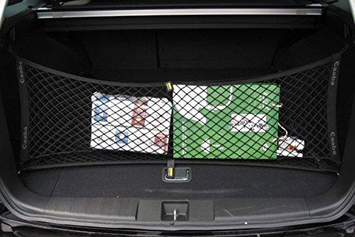 Worth Mats Envelope Style Trunk Cargo Net Mesh Storage
