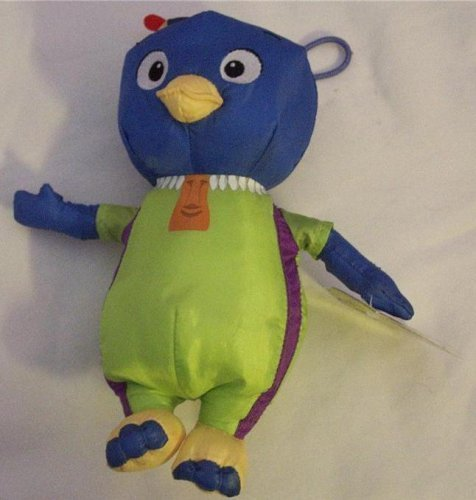 The Backyardigans Tub Surfing Pablo Tub/Water Toy ()