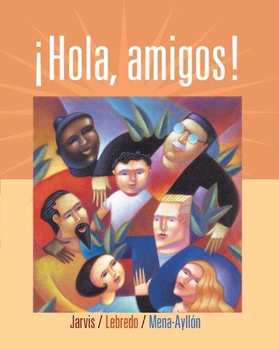 Download Hola, amigos! Pdf