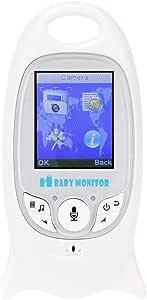 KKmoon Unisex VB601 Baby Monitor Camera - White