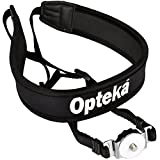 Opteka NS-7 Tripod Mounted Swivel DSLR Digital Camera Neck Strap System for FujiFilm FinePix HS10 HS11 HS20 HS22 HS30 HS35 HS50 S200 S1500 S1600 S1770 S1800 S1880 S2000 S2500 S2600 S2800 S2900 S2950 S2990 S3200 S3250 S4000 S4050 S4200 S4500 S4800 S8200 S8300 S8400 S8500 S8600 S9200 S9400 SL240 SL300 SL1000 X100 X100s X-A1 XA1 X-E1 XE1 X-E2 X-M1 XM1 X-S1 XS1 X-T1 XT1 S1 S2 S3 S5 IS Pro X-Pro1 XPro1