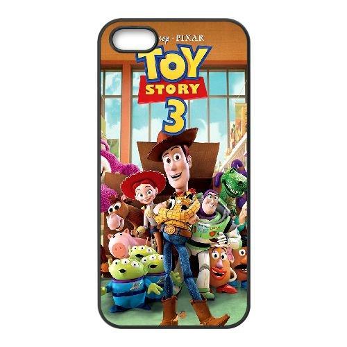 Toy Story VI73PM4 coque iPhone 5 5s étui de téléphone cellulaire coque U2FT7R5WQ