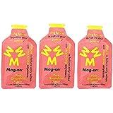 3個セット マグオン MAG-ON エナジージェル Pink Grapefruit Flavor