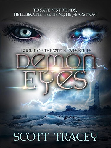 Demon Eyes Witch Book ebook product image