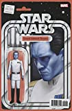 STAR WARS THRAWN #1 (OF 6) CHRISTOPHER ACTION FIGURE VAR