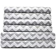 Amazon #DealOfTheDay: Save on Sweet Home Collection 6-Piece Bed Sheet Set