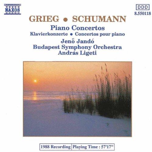 Grieg / Schumann: Piano Concertos in A Minor (Minor Piano Concerto Grieg A In)