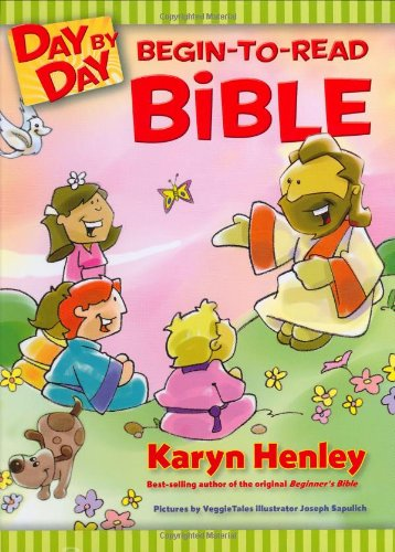 Day by Day Begin-to-Read Bible (Tyndale Kids)