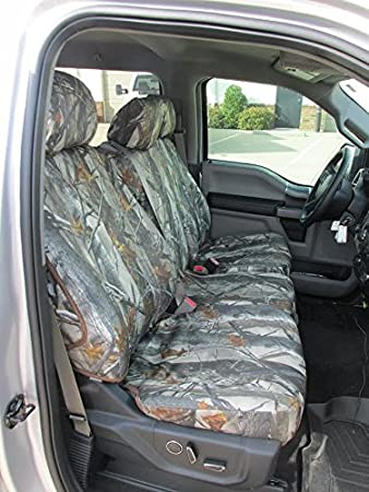 Brilliant Durafit Seat Covers Made To Fit Fd81 2017 2018 F250 F550 Camo Endura And For 2015 2017 Ford F150 Super Crew Front And Rear Seat Cover Set Caraccident5 Cool Chair Designs And Ideas Caraccident5Info