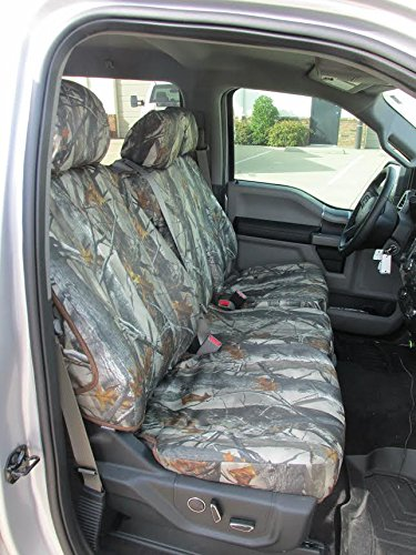 - Durafit Seat Covers made to fit, FD81 2017-2018 F250/F550 DS1 Camo Endura and for 2015-2017 Ford F150 Super Crew Front and Rear Seat Cover Set.
